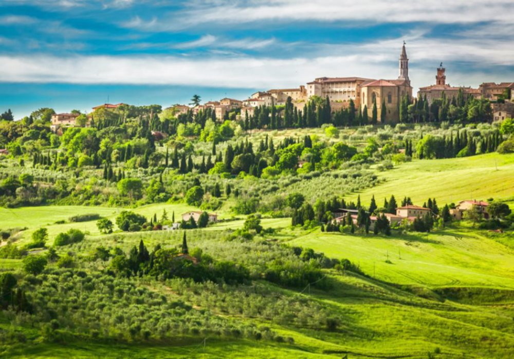 UNA VACANZA IN VAL D'ORCIA