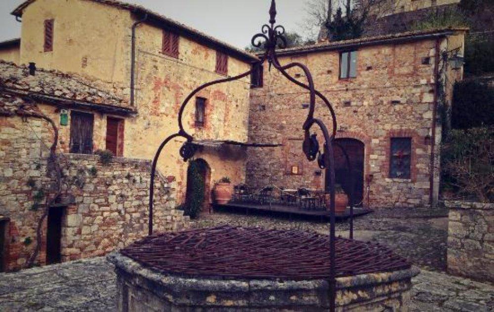 A Rocca d'Orcia a cercare la buona tavola Pranzo a
