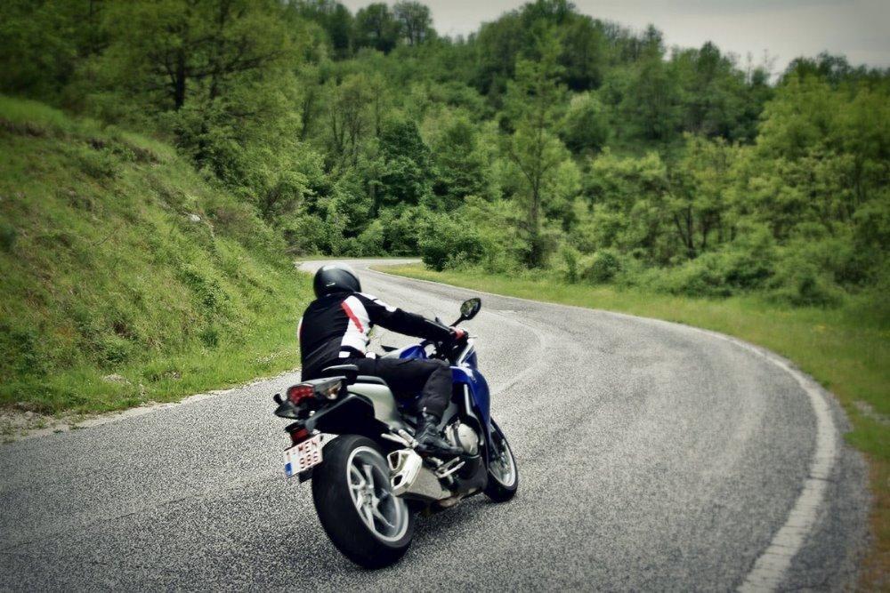 In moto al Monte Amiata Tour del Monte Amiata in moto