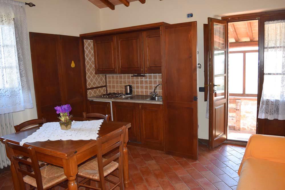 Angolo Cottura Soggiorno : Il fienile 2 camere da letto bagno con idromassaggio soggiorno con